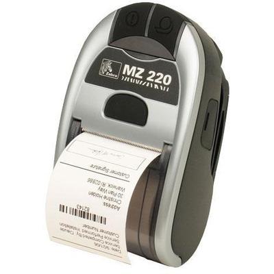 Impresora Zebra Mz220 Portatil Para Venta En Ruta