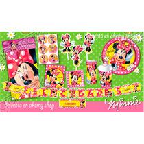 Minnie Mouse Mantel Todo Para Tu Fiesta