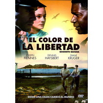 Dvd El Color De La Libertad (goodbye Bafana) 2007 - Bille Au