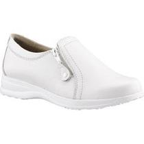 Zapato Cerrado Para Mujer Dr Scholls Confort Blanco 4268#