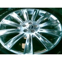 Rines Originales Lincoln Mkx 2012 Med 20pulg Jgo 16mil