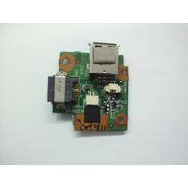 Tarjeta Conector Usb Gateway M-6000 T-1625 W650 W650i Y+