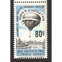 Globo De Joaquin Cantolla Centenario Primer Vuelo 1962 Vbf