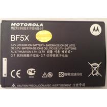Pila Motorola Bf5x Defy Mb525 Mb520 Droid Xt862 4g. 1500 Mah