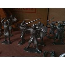 Marx Plastimarx Soldados Set Templarios Cruzados Tst