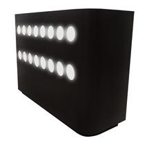 Barra Iluminada Curve Lounge Salas Muebles Mobydec Puff Idd