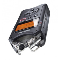 Tascam Dr-40 Grabadora Portatil D Audio 4 Pistas Profesional
