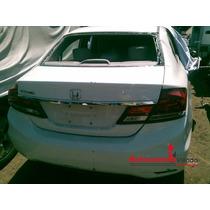 Desarmo Honda Civic 2014 Accesorios Y Piezas Por Partes