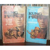 Kung Fu Kwai Chang Caine Libro De La Serie De Tv Vol 1 Y 3