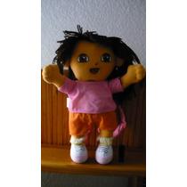 Dora La Exploradora Mochila / Peluche Original Nickelodeon