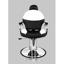 Silla Reclinable Estetica Salon Peluqueria Barberia