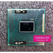 Procesador Intel B920 B940 B960 B970 Socket G2 Laptop