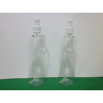 Botella Envase Pet 500 Ml Atomizador