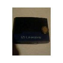 Concentrador Swich 5 Puertos Lynksys Ezx555w