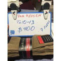 Calcetines Van Heusen 7 Pares Talla 10-13 Nuevos