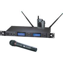 Sist Inal. Serie 5000 Audio-technica Aew-5314ad 2 Microfonos