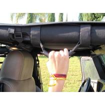 Agarraderas Y Accesorios Para Roll Bar Jeep Y Utv