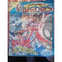 Sensacional De Luchas #330,ed 1992, Ed Ejea
