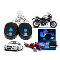 Alarma Inmovilizador Audiobahn Auto Moto Nuevo Mod. E-xaris