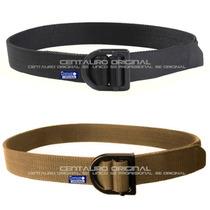 Cinturón Táctico Tipo 5.11 Con Hebilla Para Rapel