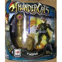 Figura De Accion Thundercats - Tygra Caricatura 80s T.v.