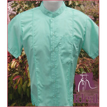 Guayabera Filipina Yucateca, Tela Flame (lino Mexicano)