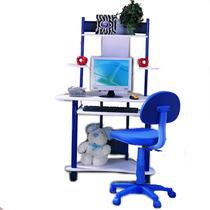 Escritorio Para Computadora In Room Design Azul Vbf