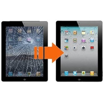 Touch Ipad 2, 3 Y 4 Blanco Y Negro