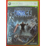 Star Wars The Force Unleashed Para Xbox 360