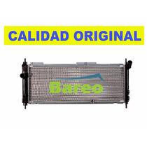 Radiador Chevy Con Aire Nuevo 17100