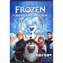 Frozen Una Aventura Congelada La Pelicula En Dvd