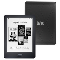 Kobo Glo 2gb Touch Screen Wifi Lector Libros Electronicos