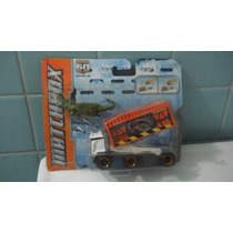 Matchbox Transportador De Creaturas Trailer Pm0