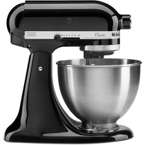 Batidora De Pie Kitchenaid Classic Color Negro 4,5-qt.10vel.