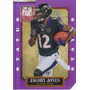 2013 Donruss Elite Status Dc Jacoby Jones Wr Ravens /12