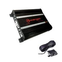 Amplificador 2000 Watts Koiwa Mosfet Clase A/b