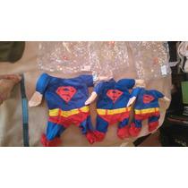 Disfraz Perro Superman Talla 3