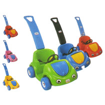 Juguete Carrito Montable Para Bebés De 1 A 4 Rgl Buggy F-1