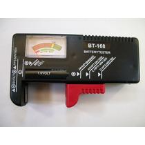 Probador De Pilas Baterias Analogo 1.5v 9v