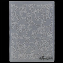 Scrapbook Folde Para Repujado Curl Ribbon