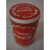 Lata Navideña De Coca-cola