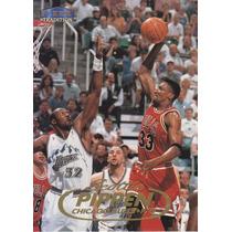 1998-99 Fleer Tradition Scottie Pippen Bulls
