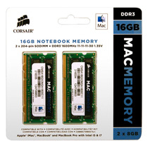 16gb 1600 Mhz Memoria Ram Mac Apple Macbook Pro - Daa