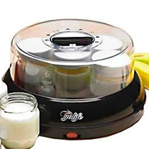 Maquina Para Hacer Yogurt Natural Yogurth Yogurtera Pm0