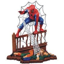 Polar Lights Hombre Araña Spiderman Armar 1/8 Escena Comics