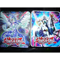 Yu-gi-oh! Tins Wave 2 2011 Galaxy Eyes E Illumiknight Latas