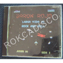 Cd, Baron Rojo, Larga Vida Al Rock And Roll, España