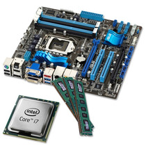 Kit Actualizacion I7 +mother Profesional + 4gb Ddr3 #l Bfn