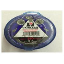 Super Punta Magnum Con 250 Lata Azul Etiqueta Pellets
