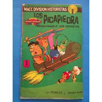 Los Picapiedra # 22 Macc Division Marzo 1979